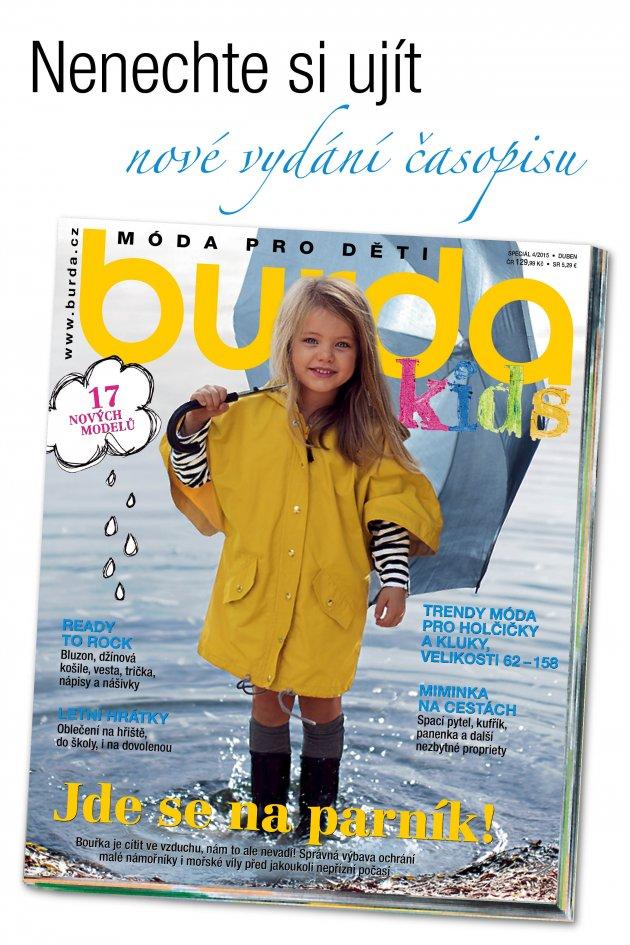 74ec3dadd Speciály   Burda Style