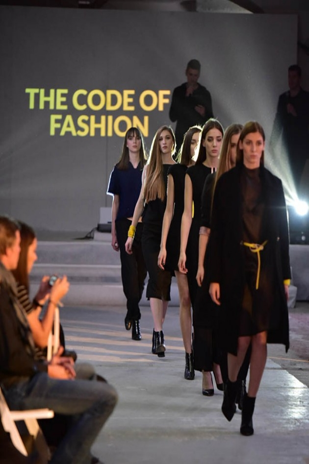 The Code of Fashion