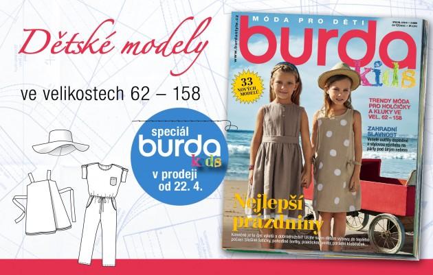 b3406b048 Burda Kids 2016   Burda Style