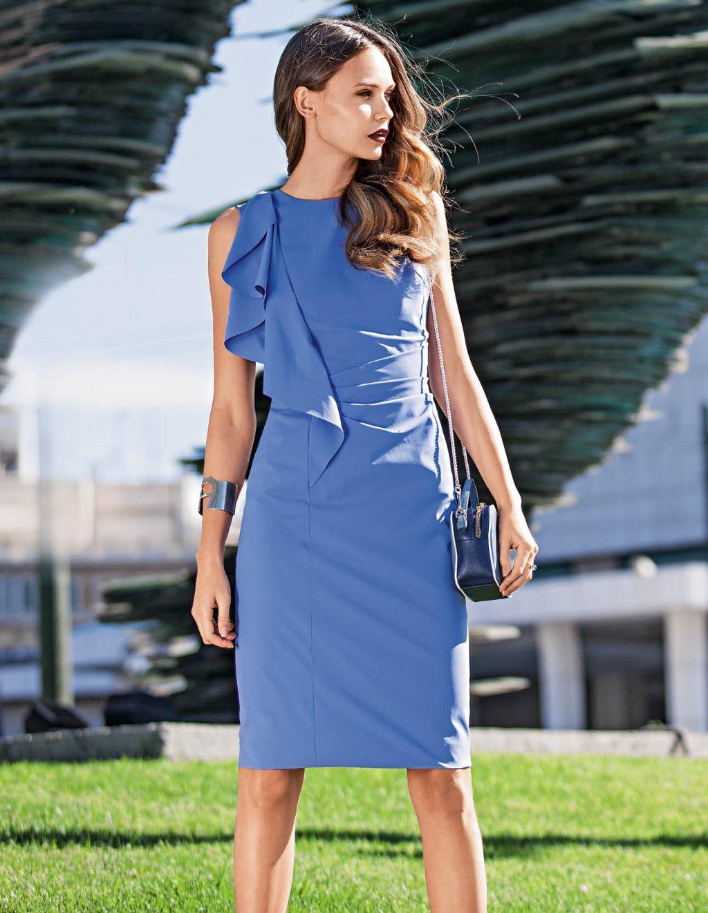 Мода от бурды платья фото