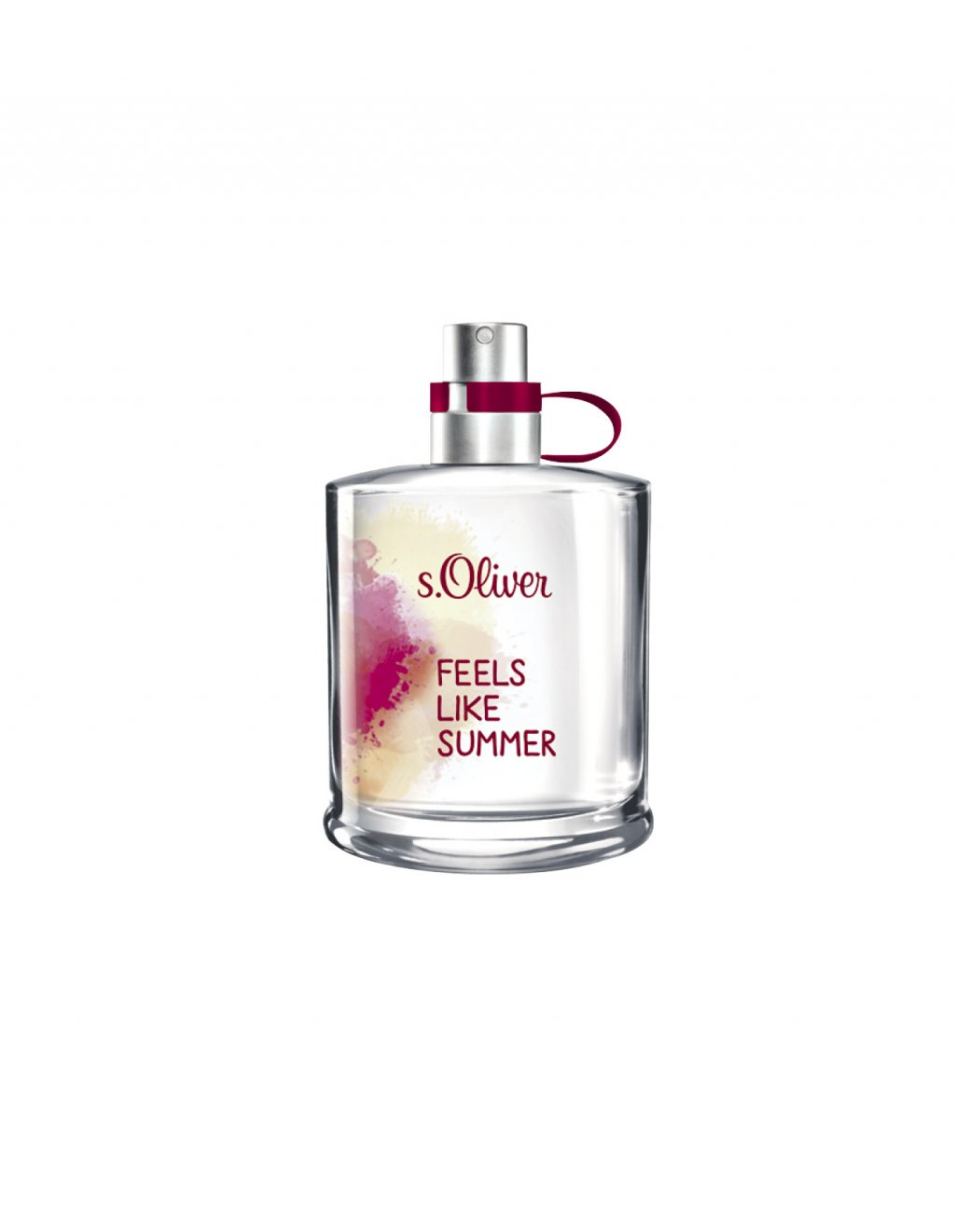 Vůně, s. Oliver, Feels Like Summer, EdT 30 ml/460 Kč