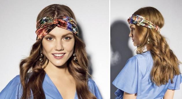 Dost dobře se může stát součástí elegantního outfitu v podobě čelenky do  vlasů. 95a5842a1c