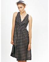 Kostkované letní šaty d79bfd953c