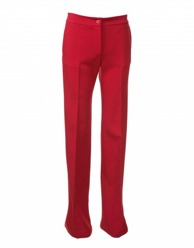 Červené kalhoty  199b66c9ab